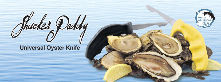 Shucker Paddy Universal Oyster Knife
