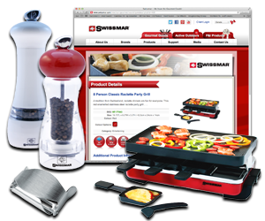 Swissmar Products Search