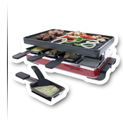 Raclette Party Grills