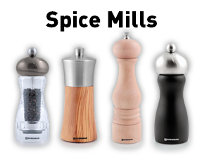 Pepper & Salt Mills