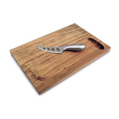 Mini Acacia Board 2 Pc Set